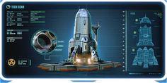 latest 1,024×512 pixels Subnautica Game, Subnautica Creatures, Subnautica Concept Art, Scuba Diving Magazine, Super Cool Stuff, Future Weapons, Spaceship Concept, Futuristic Technology, Fantasy Landscape