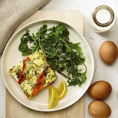 Eat to beat...Obesity Eat more calcium-rich foods like cheese, milk, and yogurt, which have been shown to shrink dangerous belly fat. Recipe to try:  Slimming Veggie Omelet Squares