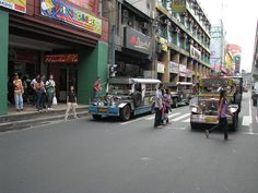 Manila Streets - Jeepney     Manila, it is among the most densely populated cities in the planet, by having numerous parks, testaments, historic landmarks in addition to sights spread around the city and its encompassing metropolitan area, Metro Manila.