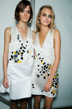 The endless freedom of summer inspired the design team at Topshop HQ for SS14