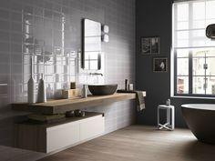 Photos Faience: exemple de pose de faiences dans salles de bains et cuisine