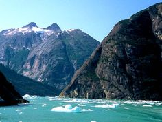 Tracy Arm FjordInside Passage, Alaska