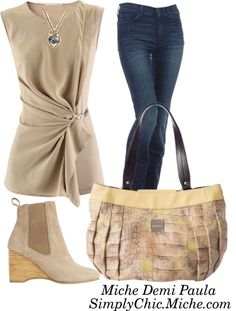 """""""Miche Demi Paula"""" by miche-kat on Polyvore  http://www.simplychicforyou.com/"""