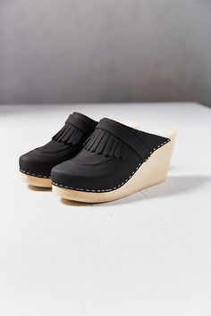 Urban Outfitters Maguba Chicago Kiltie Clog on shopstyle.com