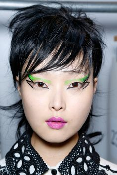 10 olhos incríveis da Semana de Moda de NY - Lilian Pacce