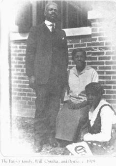 Alex Haley grandparents and Mother