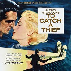 A Lyn Murray two-fer ofTO CATCH A THIEF and THE BRIDGES AT TOKO-RI make their CD premieres.