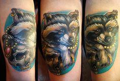 Back Gun Tattoos - Back Gun Tattoos Effektive Bilder, die wir über Tattoos hombre anbieten Ein Qu - Girl Tattoo Images, Picture Tattoos, Tattoo Sketches, Tattoo Drawings, Rocky Tattoo, Gun Tattoos, Sleeve Tattoos, Pirate Girl Tattoos, Dynamic Tattoo