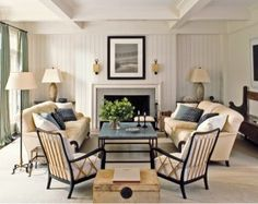 Interior design trends are always right for those of you who are invited to always update with the most applicable design in your home. One of the most trending living room design is the Coastal living room. The interior design… Continue Reading → Design Furniture, Furniture Layout, Plywood Furniture, Fireplace Furniture, Furniture Ideas, Arrange Furniture, Furniture Stores, Couch Furniture, Fireplace Wall