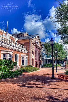 Disney's Port Orleans Resort ~ Riverside