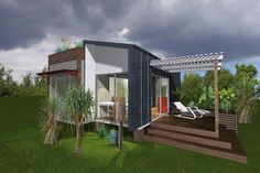 S6 container 1 Container 1 bed design