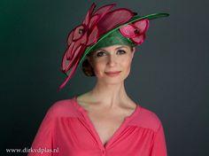 De indische waterlelie model Annet Gruppen fotograaf Dirk Van Der Plas