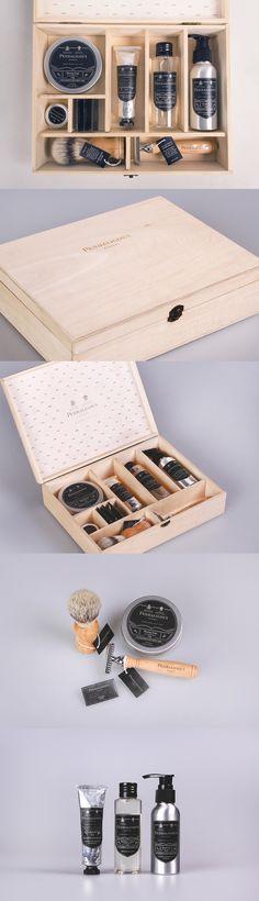 Penhaligon's Grooming Kit on Behance