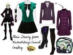 Casual cosplay - alois trancy