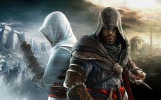 Altair & Ezio - Characters & Art - Assassin's Creed: Revelations