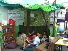 Squish Preschool Ideas: Back To School- Classroom Decoration and Layouts