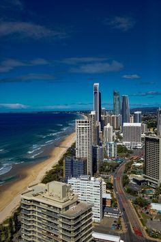 San Francisco Skyline, Australia, Travel, Places, Viajes, Destinations, Traveling, Trips, Australia Beach