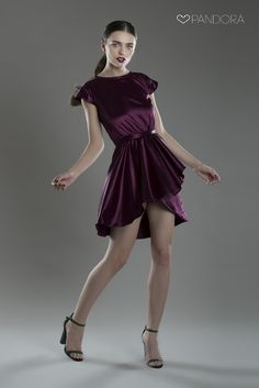 Dress: @PandoraMexico Photo: Pablo Hill. Make Up: Ashley Aguirre. Styling: Eden Ramirez. Joyería: Aradia. Modelo: Aleksandra Colendova para Broke Model Management.