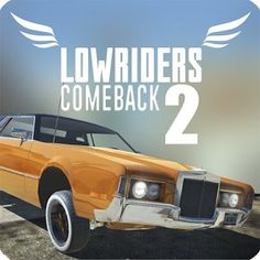 Download Lowriders Comeback 2: Cruising android game for Free -  http://androidsnack.mobi/lowriders-comeback-2-cruising/