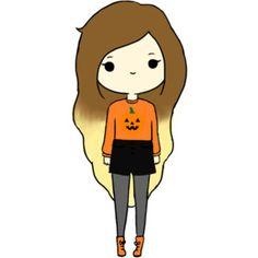 tumblr girl cartoon icons - Google Search