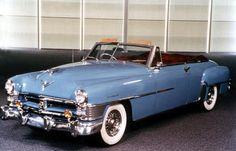 1951 Chrysler New Yorker Convertible