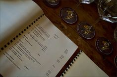 Umbrian Section, Wine List, The Vineyard, Berkshire