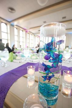 @Kathy Douez here is that centerpiece from Courtney's wedding I was talking about.