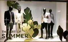 Summer 16 campaign in Marks&Spencer. THE ART OF SUMMER.