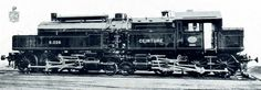 "Articulated locomotive ""Du Bousquet"" built in Belgium for the 'Chemins de Fer de Ceinture de Paris'. Empty weight: 76,300 kg. Operating weight: 84,000 kg. Adherent weight: 73,600 kg."