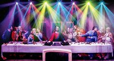 The Last Supper: 17 Of The Best Parody Illustrations