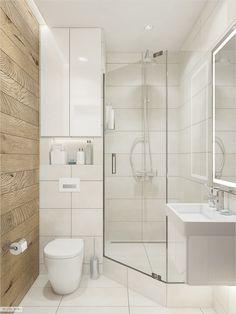 Stunning Small Bathroom Makeover Ideas That Trendy Now - Bathroom - Bathroom Decor