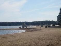 Aurinkolahti Beach, Helsinki Finland