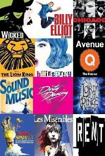 Musicals...yeah all of em