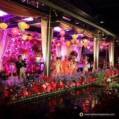Yusdy vionas wedding day venue at ritz carlton pacific place when culture met happiness chinese tradition for your wedding tradition decoration by lotus and junglespirit Gallery
