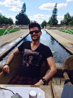 Danny in South Africa!