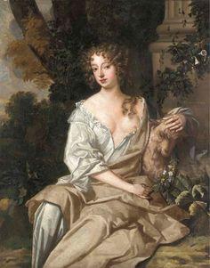 Art Uk, King Charles, Erotic Art, 17th Century, Mistress, Art History, Oil On Canvas, Illustration Art, Illustrations