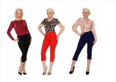 Image result for 50's casual fashion for women