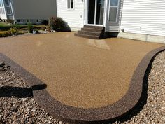15 Easy to Install Epoxy Pea Gravel Patio in Your Home