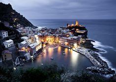 Vernazza, La Spezia, Liguria, northwestern Italy.