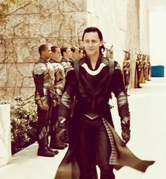 Loki Laufeyson, I just love how young he looks here and now in The Avengers or Thor: The Dark World he grew up so FAST!!! *Sobs*