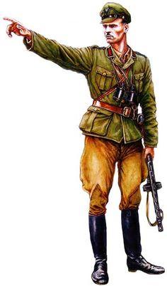 Ukrainian Army UPA june 1949, pin by Paolo Marzioli