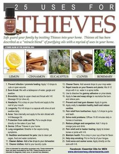 Love thieves oil blends. Make myself but also liked DTs and Edens Garden