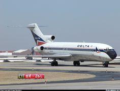 Delta Airlines Boeing 727-232/Adv