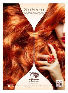 Anúncio de Revista para o Grupo Alyssum de Americana/SP  Ferramentas: Adobe Photoshop CS5, CorelDraw X8