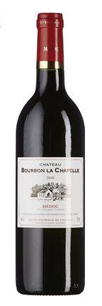 Château Bourbon La Chapelle 2010: Bouquet aus reifer Pflaumenfrucht, dezenter Schokowürze und etwas gerösteter Paprika, frischer Geschmack mit drahtiger Säure und würzig-erdiger Länge.