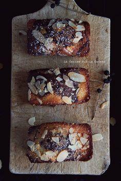 ... mini cakes marbrés cacao et lait ribot ...