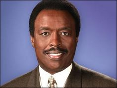 Jim Hill, KCBS Sports Anchor. You cannot watch L.A. news without hearing a sports report from 'The Thrill'.