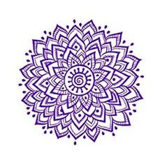 Violet | Unity: This warm and pretty purple is associated with the highest chakra, located at the top of the head. It's a unifying color that balances you when
