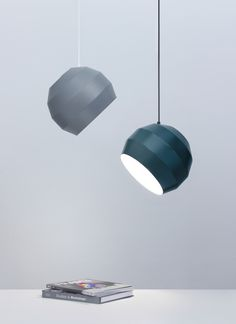 Pitch Pendant Light by Vitamin