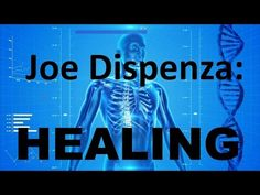 In this interview segment, Dr. Joe Dispenza shares how he healed himself from a debilitating spinal injury in 12 weeks, using the power of his mind Dr Joe Di. Am Club, Doctor Of Chiropractic, Brain Tricks, Health Heal, Mind Power, Music Heals, Practical Magic, Mind Body Spirit, Powerful Words